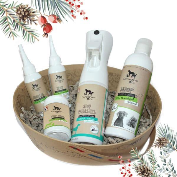 coffret cadeau pour chien produits naturels chiens et chiots fabrication française