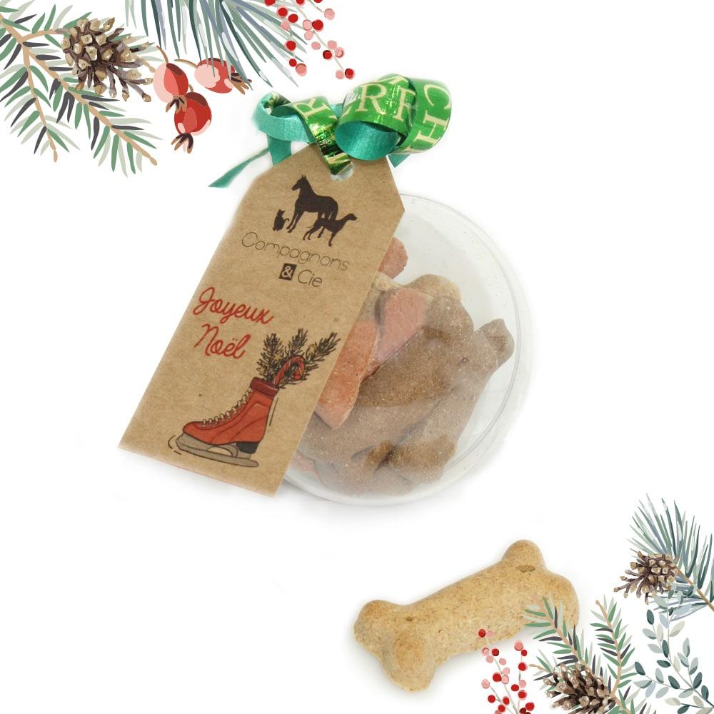 biscuits noel pour chiens cadeau de noel chien