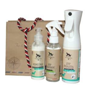 coffret cadeau pour chien produits naturels chiens et chiots fabrication française pour chien