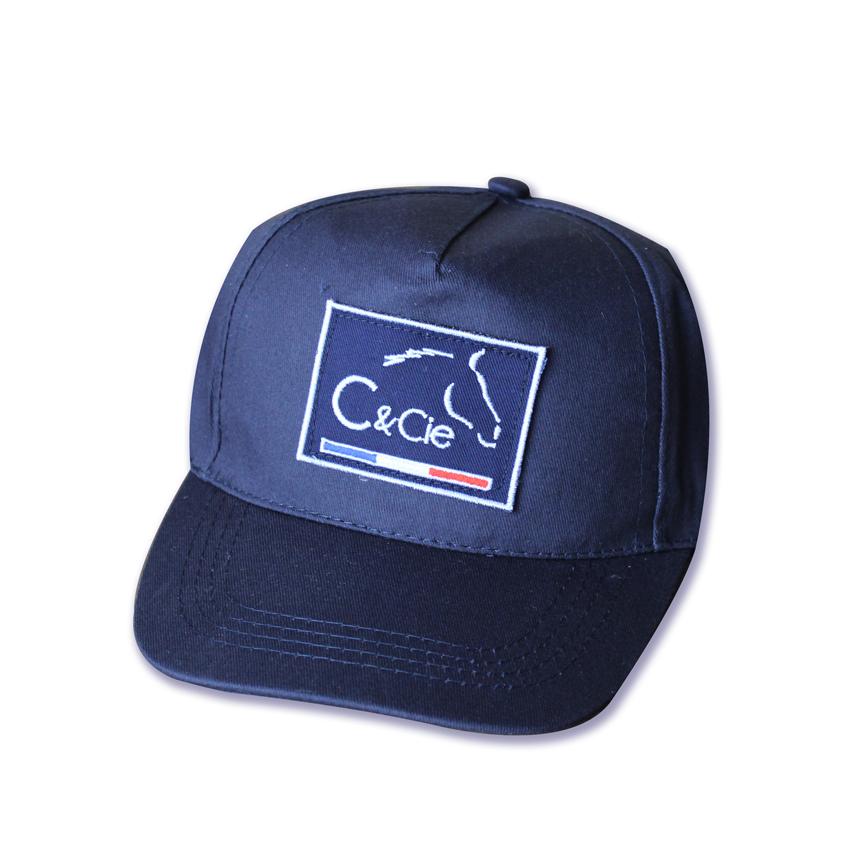 Casquette C&cie_Fabricant francais de soins naturels pour chevaux