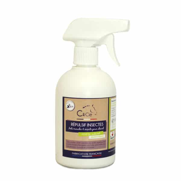 C&cie_repulsif insectes_soins naturels pour chevaux_spray anti mouche naturel pour chevaux