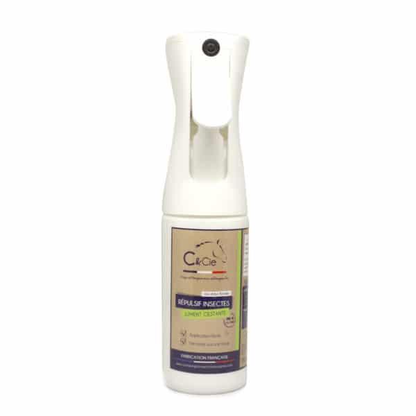 Répulsif insectes pour jument gestante et poulain_soin naturel jument _produit poulain_
