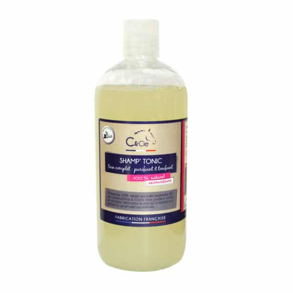 C&cie_Shampoin Tonic_soin naturel pour chevaux_shampoing naturel cheval_aromatherapie equine