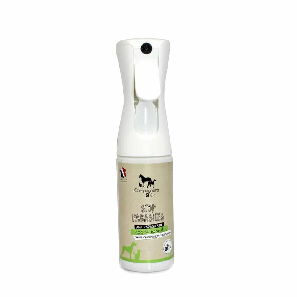 antiparasitaire naturel sans produit chimique pour les femelles gestantes - antiparasitaire chiots antiparasitaire chatons
