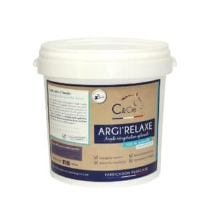 Engorgement cheval argile Argile naturelle aux huiles essentielles pour chevaux_ Argile relaxante